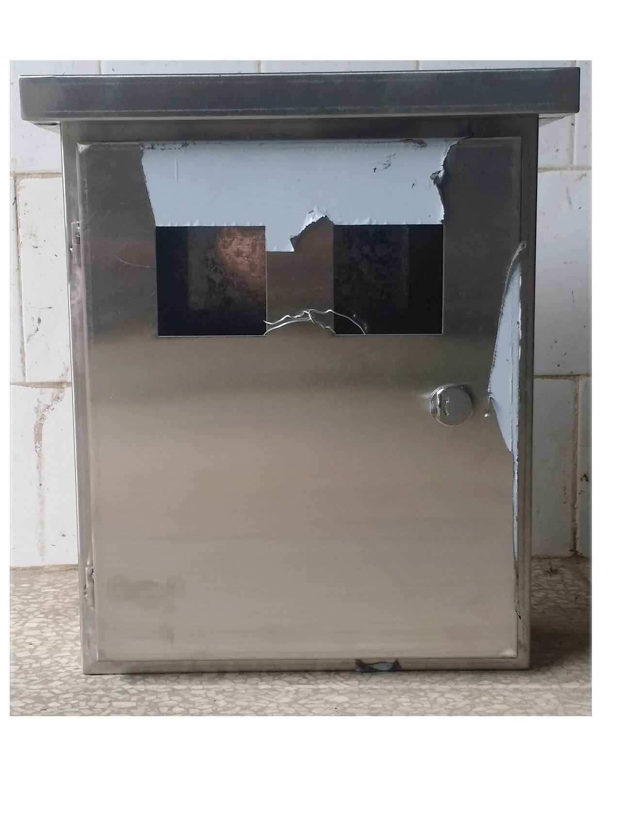 不锈钢表箱电表箱系列