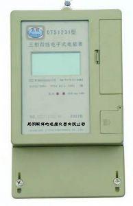 DTSDF1332仪器仪表系列三相电子式多功能电度表