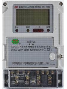 DDZY1332-A型仪器仪表系列单相红外、费控、翟波、智能必威体育手机客户端